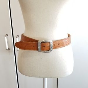 leather belt size Small